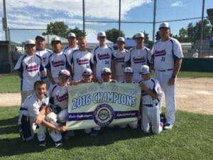 Kennewick American Little League Team
