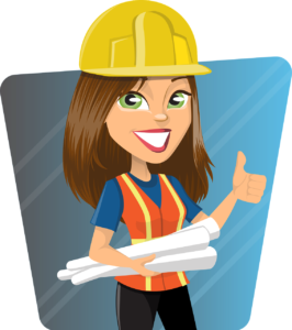 Women in Construction Graphic
